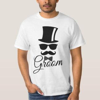 Lustiger Bräutigam T-Shirt