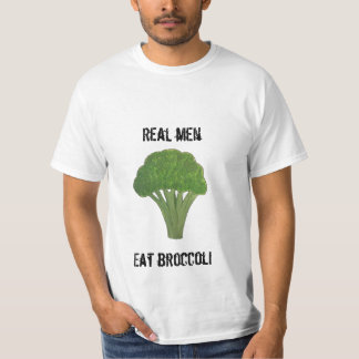 Lustiger Brokkoli-T - Shirt