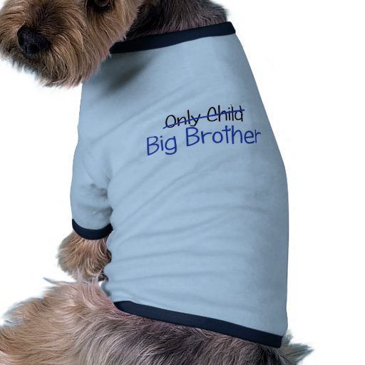 Lustiger Bruder-Entwurf Hundeshirts