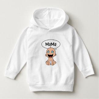 Lustiger Cartoon-Baby-PulloverHoodie Hoodie