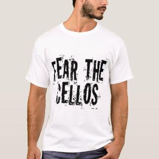 Lustiger Cello-T - Shirt - besonders angefertigt