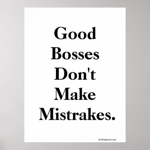 Lustiger Chef zitieren und geistreiche Wörter von  Plakate