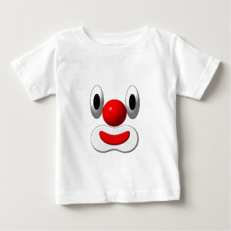 Lustiger Clown Baby T-shirt