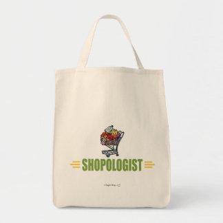 Lustiger Einkauf Einkaufstasche
