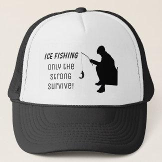 Lustiger Eis-Fischen-Hut, nur, das die starken Truckerkappe