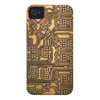 Lustiger Fall der Leiterplatte iPhone 4 Case-Mate Hülle