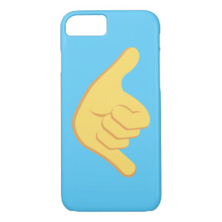 Lustiger Fall Emoji Wortspiel-iPhone7 Personolized iPhone 8/7 Hülle