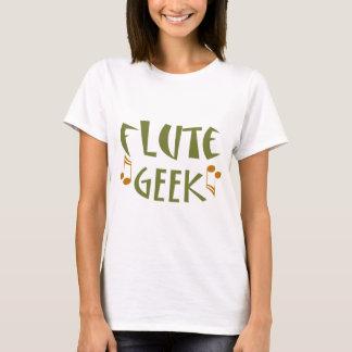 Lustiger Flöten-Aussenseiter T-Shirt