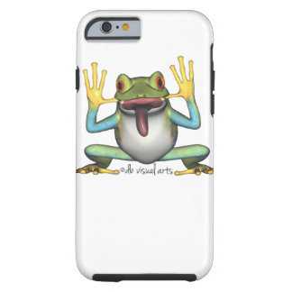 Lustiger Frosch Tough™ iPhone 6 Fall Tough iPhone 6 Hülle