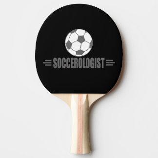 Lustiger Fußball Tischtennis Schläger