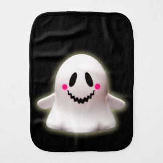 Lustiger Geist-Spielzeug-Halloween-Babyburp-Stoff Spucktuch