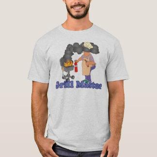 Lustiger Grill-Hauptgrill T-Shirt