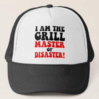 Lustiger Grill Truckerkappe