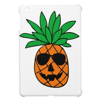 Lustiger Halloween-Kürbis-Ananas-Charakter iPad Mini Hülle