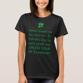 lustiger Heiliger Patrick für Frauen T-Shirt