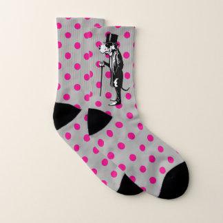 Lustiger Herr Alf, ein spezielles Doggegeschenk Socken