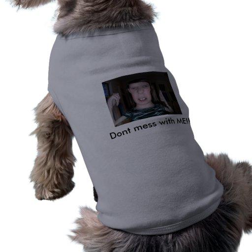 lustiger Hund Haustier Tshirt