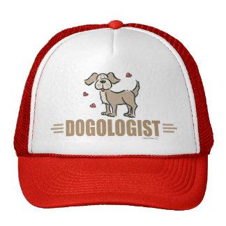 Lustiger Hundeliebhaber Retrokultmützen