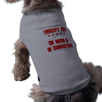 Lustiger Hundeverhaltensprobleme Ärmelfreies Hunde-Shirt