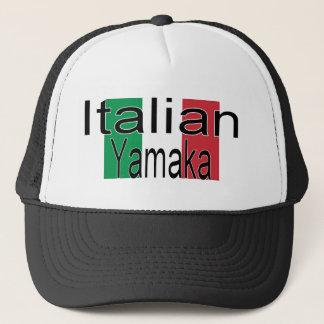 Lustiger Hut-Italiener Yamaka Truckerkappe