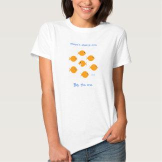 Lustiger Inspirational unkonventioneller T-shirt