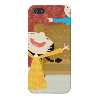 lustiger iphone Speck-Kasten iPhone 5 Schutzhüllen