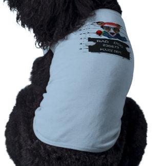 Lustiger Jack Russell, Mugshothund Shirt