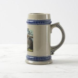 Lustiger Kaffee Stein für das Büro oder Geschenk f Kaffeehaferl