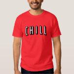 Lustiger kalter Entwurf Hemden