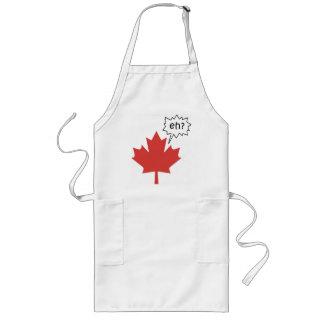 Lustiger Kanadier Schürze