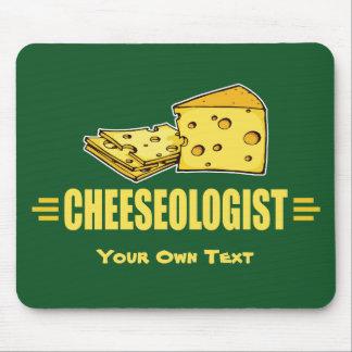 Lustiger Käse CHEESEOLOGIST Mousepad