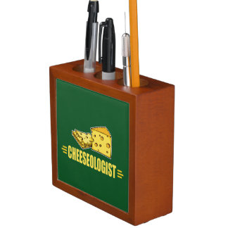 Lustiger Käse CHEESEOLOGIST Stifthalter