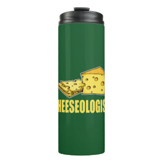 Lustiger Käse CHEESEOLOGIST Thermosbecher