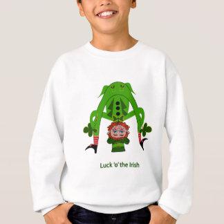 Lustiger Kobold Sweatshirt