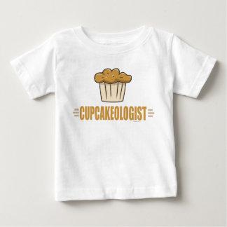 Lustiger Kuchen-Liebhaber Baby T-shirt