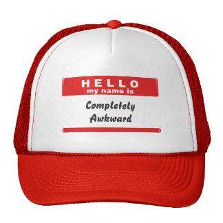 Lustiger kundengerechter baseball caps