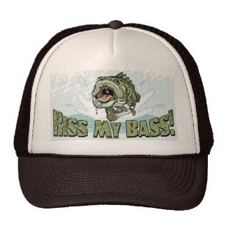 Lustiger Kuss meine Bass-Geschenk-Ideen für Retrokultmützen
