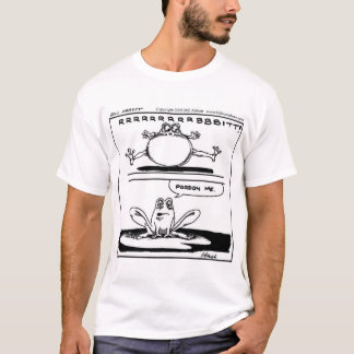 Lustiger Lebewesen-Cartoon! T-Shirt