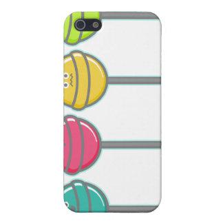 Lustiger Lutscher Speck-Kasten iPhone 5 Etui
