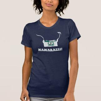 Lustiger Mamarazzi Fotograf T-Shirt
