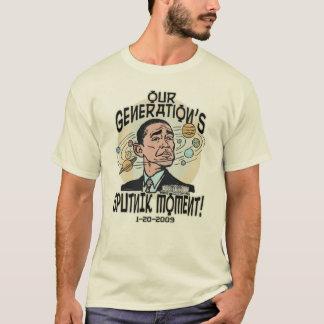 Lustiger Moment Obama Sputnik T-Shirt