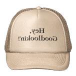 Lustiger Narcissist-Spiegel-Hut für hübschen Truckermützen