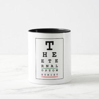 Lustiger Optiker Tasse
