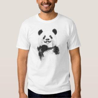 Lustiger Panda T Shirt