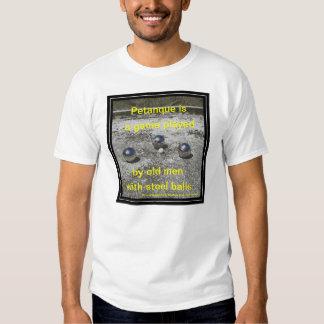 Lustiger Petanque T - Shirt