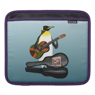 Lustiger Pinguin Busking Sleeve Für iPads