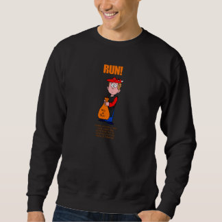 Lustiger politischer konservativer Cartoon Sweatshirt