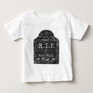 Lustiger RIP Baby T-shirt