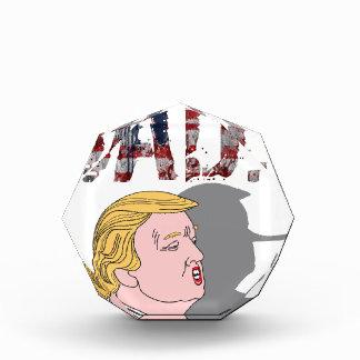 Lustiger sarkastischer Antipräsident Donald Trump Auszeichnung
