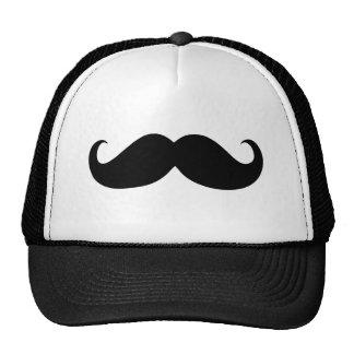 Lustiger Schnurrbart Baseballkappen